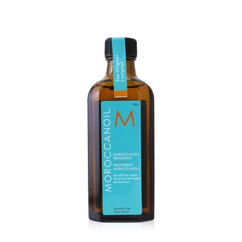 Moroccanoil Moroccanoil Treatment - Original - For All Hair Types (Box Slightly Damaged)